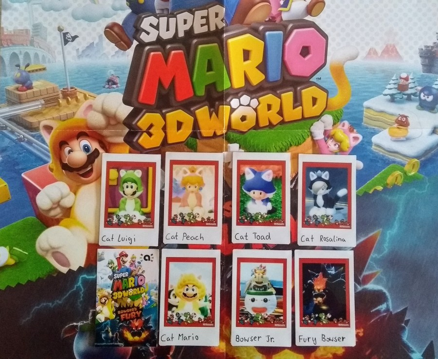 Super Mario 3D World + Bowser's Fury Photiibos