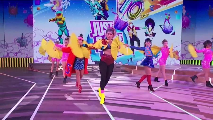 Just Dance E3