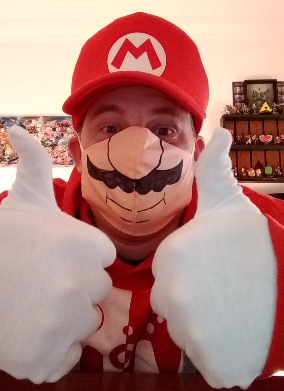 Mike Super Mario