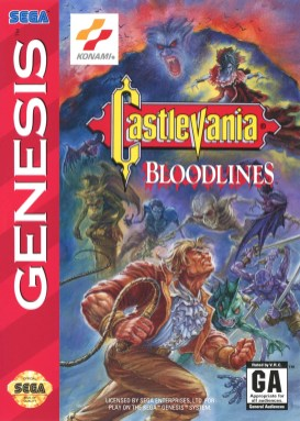 CastlevaniaBloodlines_NSO_Boxart