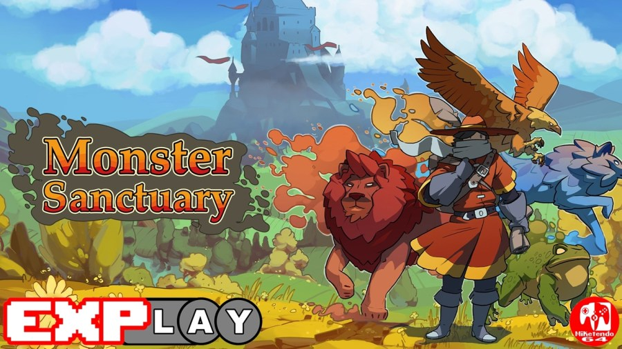 Monster Sanctuary