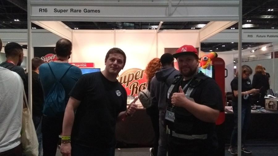 Ryan Brown - Super Rare Games