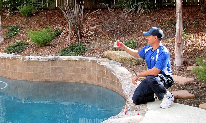 Weekly Pool Service  Maintenace  Mike the Poolman