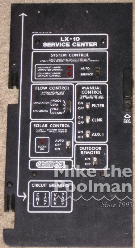 Swimming Pool Electronic Control Repair and Installation