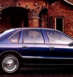 1995 chevrolet caprice classic 04 05 [ 2000 x 791 Pixel ]