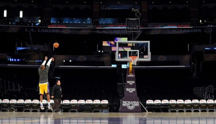 Kobe Doing Work