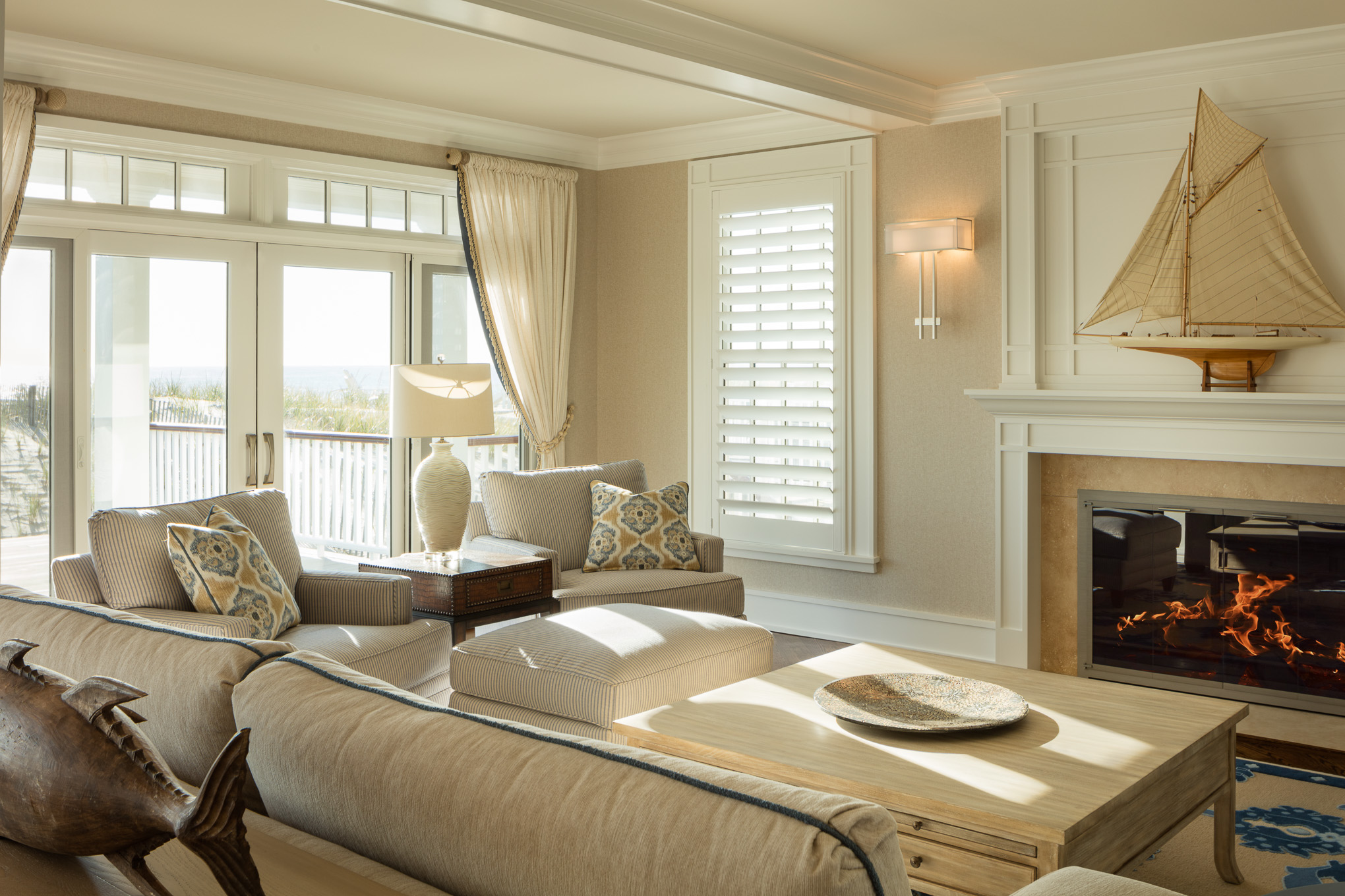 Coastal Living A Ocean Front Beach House In Mantoloking New Jersey