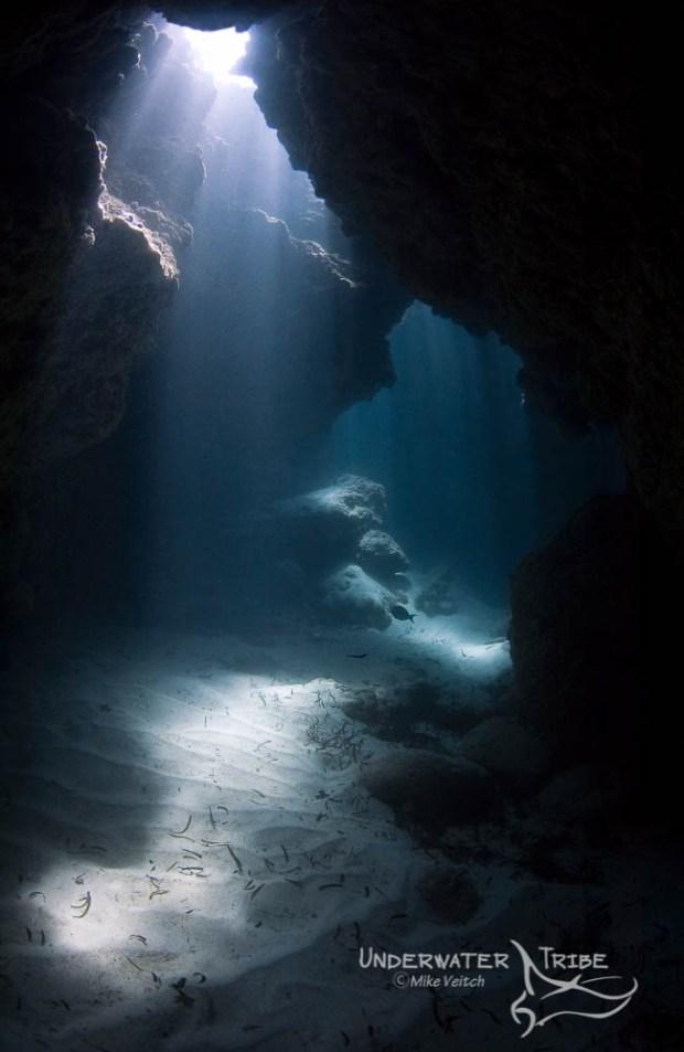 Story Behind the Shot - Yap Caverns