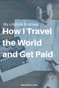 In today's tutorial find out how I travel the world and get paid.