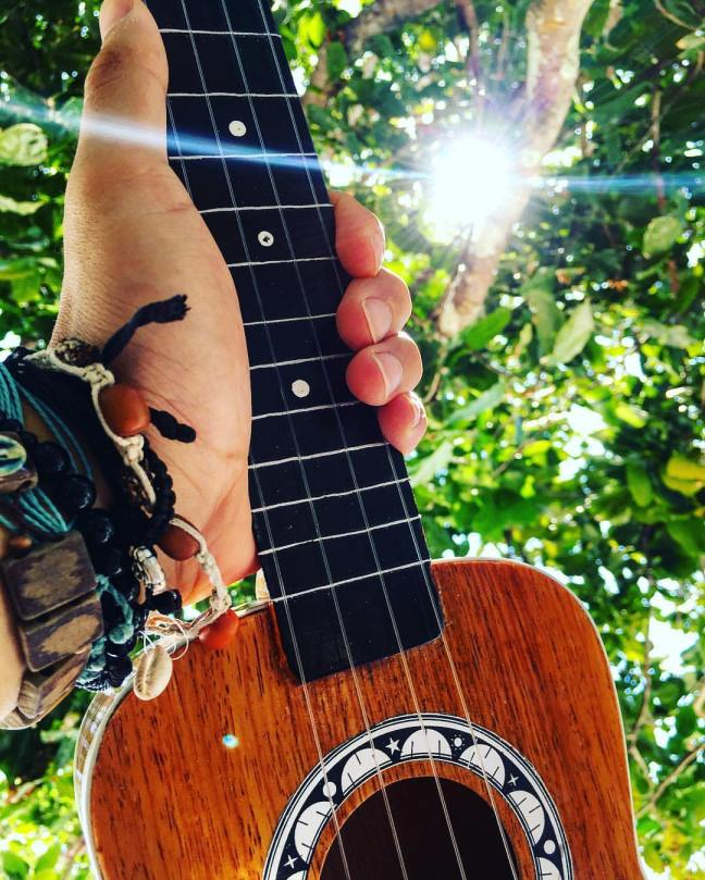 mike vestil ukulele