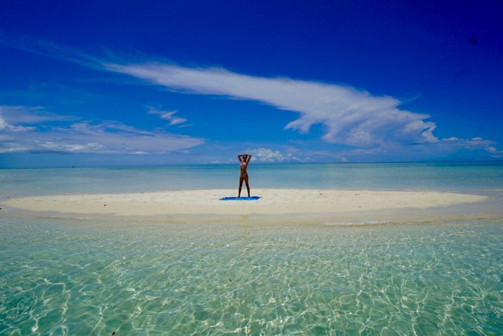 Fiji near Namotu