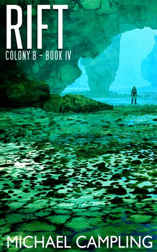Exclusive Snippet – Rift – a Colonization Sci-Fi Adventure