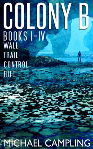 Launch of Sci-Fi Colonization Adventure – Colony B Box set
