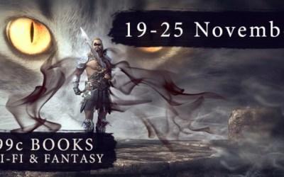 SCiFi and Fantasy Bargains – 99 cent ebooks
