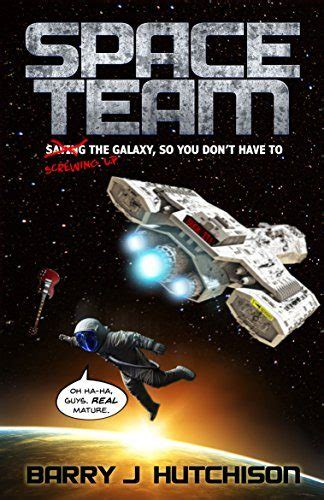 Review – Space Team by Barry J. Hutchinson