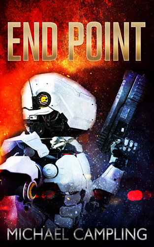 New Book! End Point – Military Science Fiction