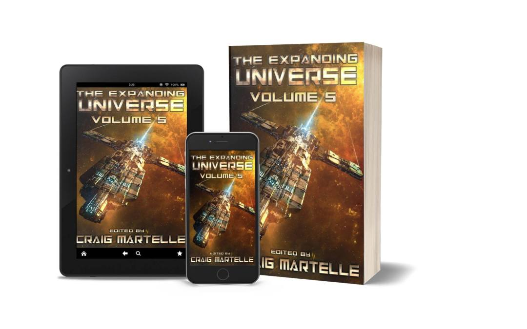 Book News – New SciFi Release