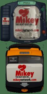 mikey defibrillators