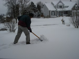 Shoveling Snow and the Risk for Heart Attack or Sudden Cardiac Arrest