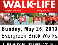 Join Team Mikey at the Walk of Life 2013