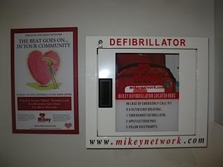mikey defibrillator