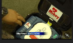 CityNews Tom Hayes Profiles The Mikey Network's Commitment To Place 250 MIKEY Defibrillators in Peel District Schools