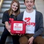 A matter of the heart – Teen raises funds for public defibrillators