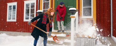 Heart Healthy Tips for shoveling