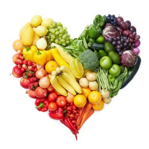 Vegetables for Heart Health
