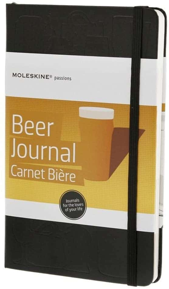 Moleskine Beer Journal