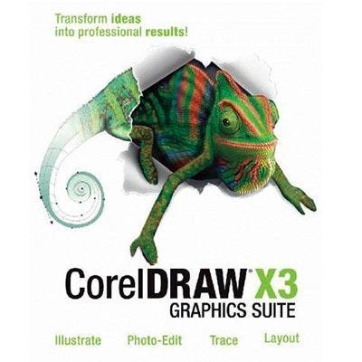 Modul Corel Draw X3 | TUGAS PRAKTIKUM TIK
