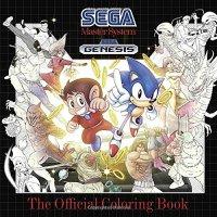 これはアツい!マスターシステムなどのセガハードも塗れちゃうセガのぬりえ「SEGA:The Official Coloring Book」が海外にて発売に!