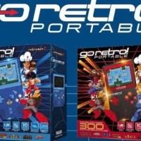 カラー液晶でレトロゲームが300種類遊べる!ゲームボーイ風ポータブルゲーム機「Go Retro! PORTABLE」海外にて今夏発売へ!