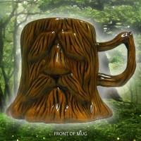この存在感…!『ゼルダの伝説』デクの樹サマのマグカップがステキな件