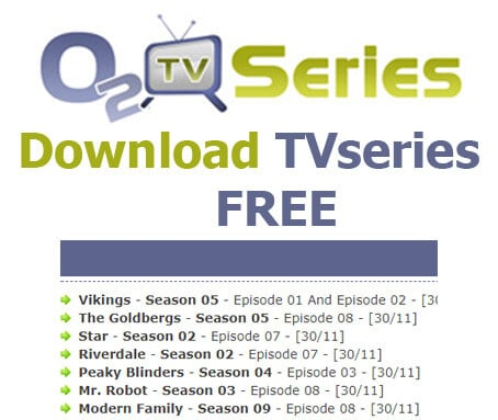 o2tvseries download Movies tv series