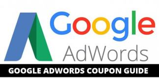 Google Adwords Coupon Promotional code