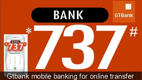 Gtbank mobile banking - Gtbank tips: Access GTbank Mobile banking for online transfer/codes