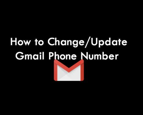 Gmail tips: How to Change Gmail Phone Number in Android and PC