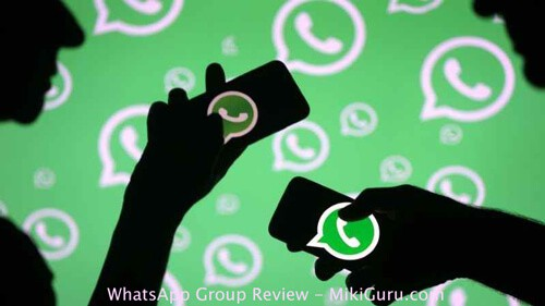 whatsapp group latest features