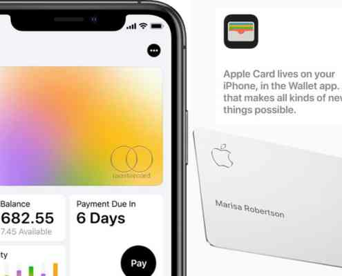 Apple Credit Card Apple Introduces Virtual Credit Card for Apple Pay Users