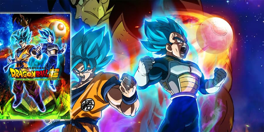 Dragon Ball Super Broly Movie Review and Release Date