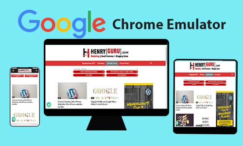 Use Chrome Emulator To Assess Responsive Web Design Mikiguru