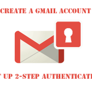 create gmail email