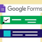 Create a google Form Survey