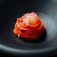 Beautiful food book by BVLGARI