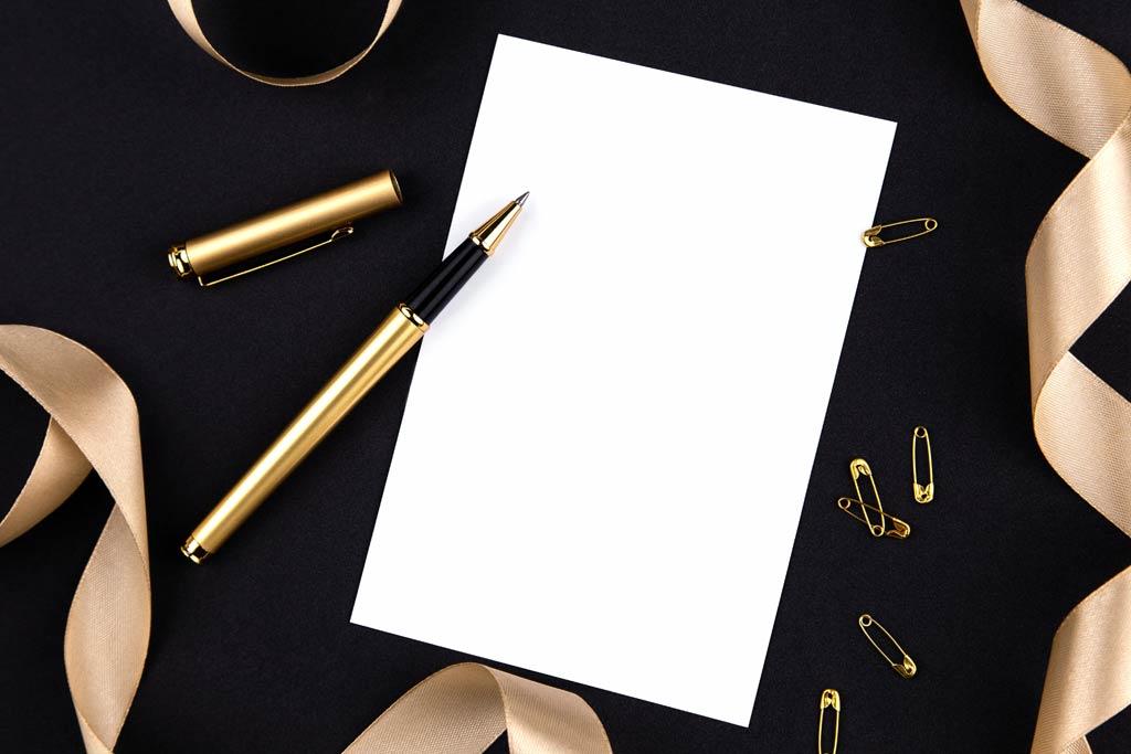 ペン:伝わる書き方