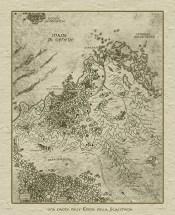 Mappa Scacchiera - Ombra del Guerriero