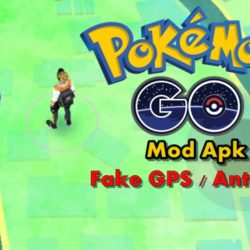 Pokemon GO Mod Apk Anti-Ban (Fake GPS/Joy Stick) Terbaru 2020
