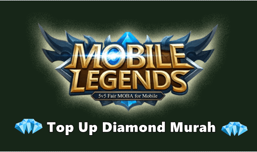 Top Up Dimaond ML Mobile Legends