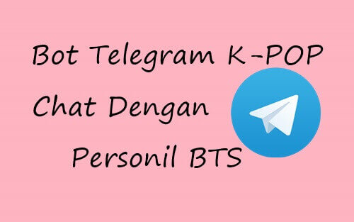 Bot Telegram KPOP